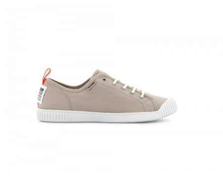 Low Tops | Easy Lace Canvas Moonlight – Palladium Womens