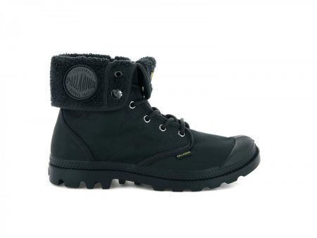 Boots | Pallabrousse Baggy Tx Anthracite/Black – Palladium Womens|Mens