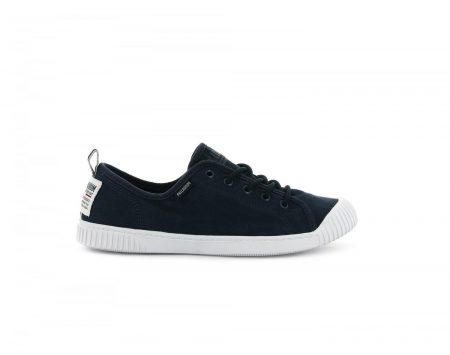 Low Tops | Easy Lace Canvas Eclipse – Palladium Womens